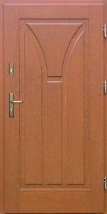 Drzwi zewnętrzne N 08